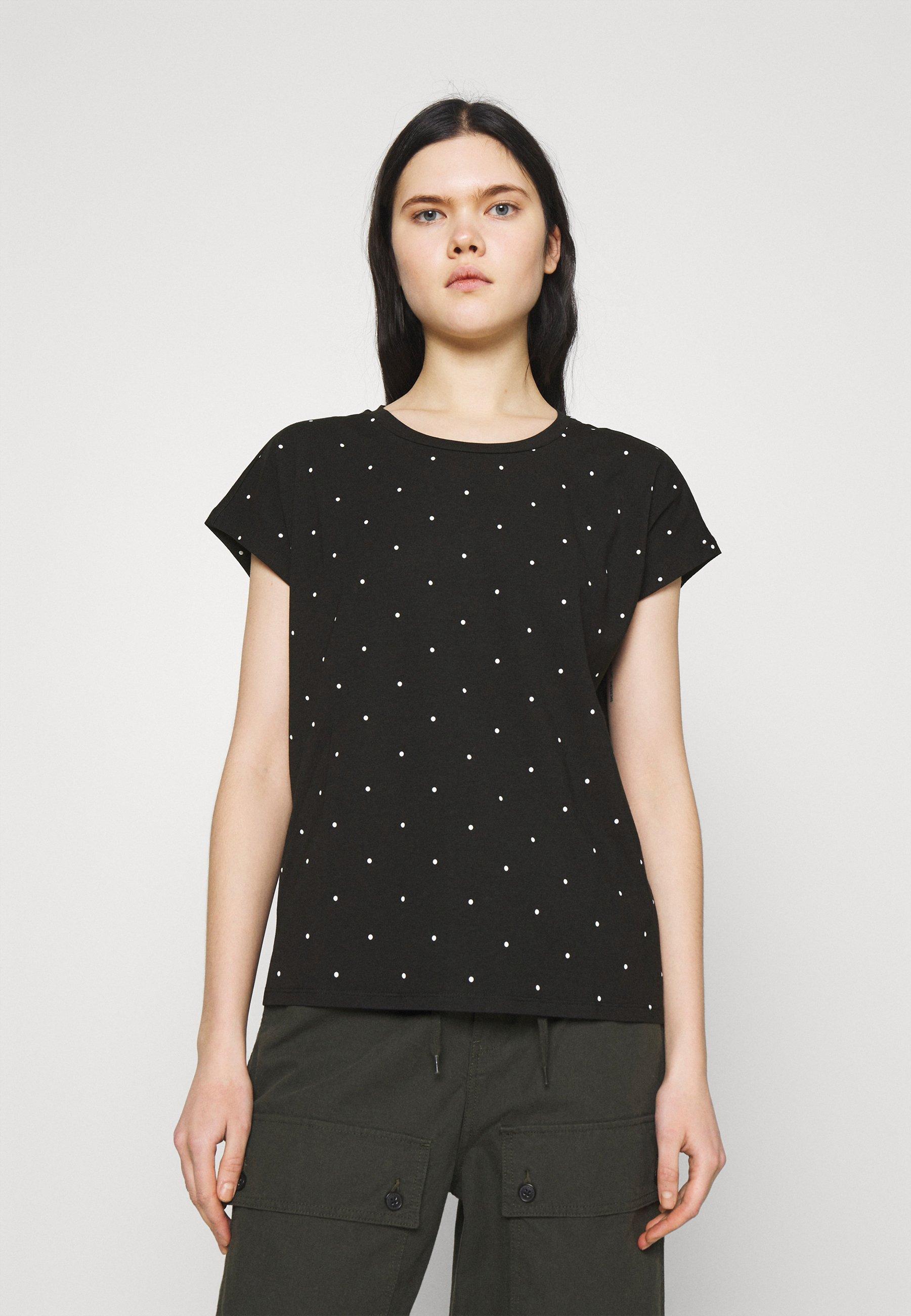 Damen VMMARLIEAVA WIDE FIT - T-Shirt print
