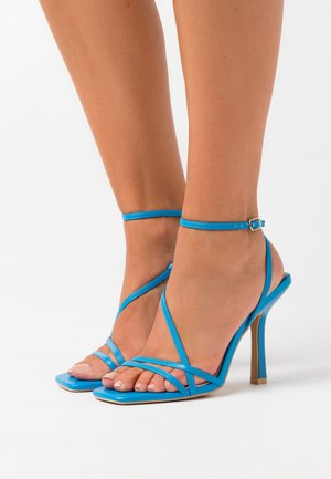 RUPA - High heeled sandals - blue
