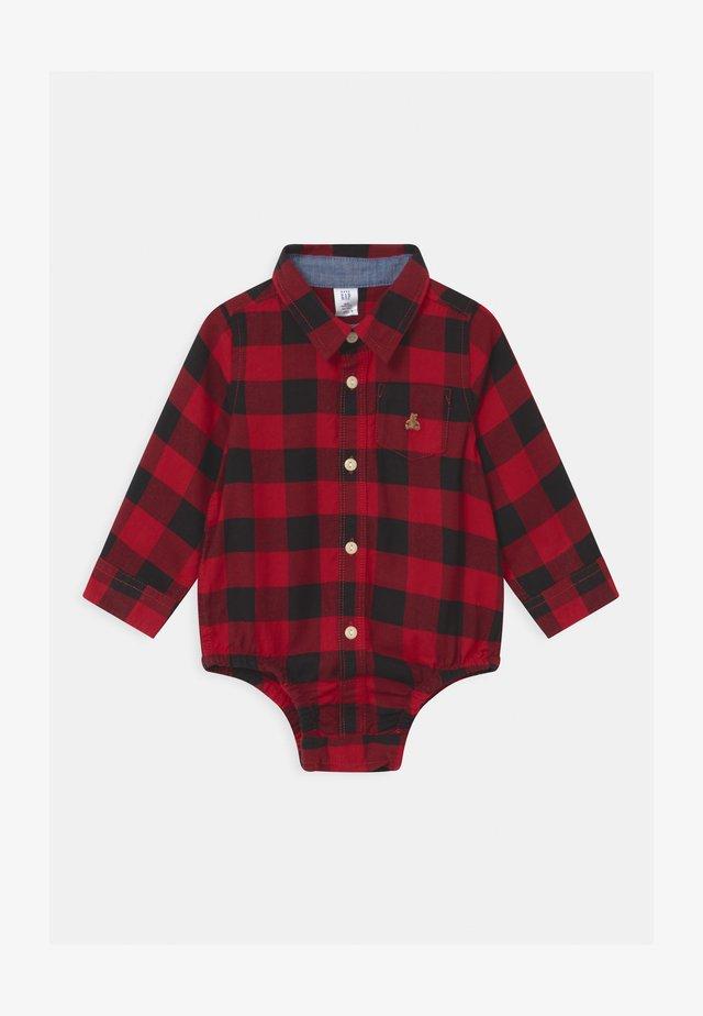 Košile - modern red