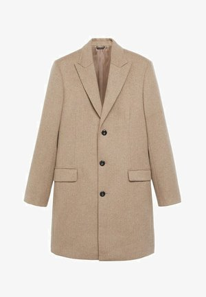 MICHIGAN-I - Classic coat - marron moyen