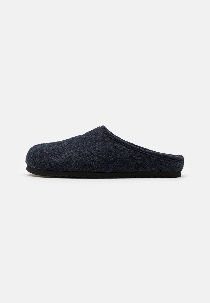 Pier One - UNISEX - Pantoffels - dark blue