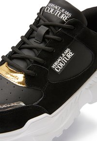 Versace Jeans Couture - Trainers - nero - 9