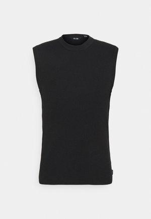 ONSWEB LIFE STRUCTURE  - Jersey de punto - black
