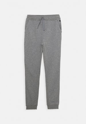 LOIK PANTALON - Tracksuit bottoms - subway chine