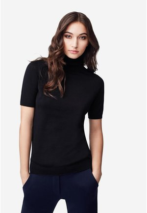 ULTRALIGHT - Basic T-shirt - navy blue