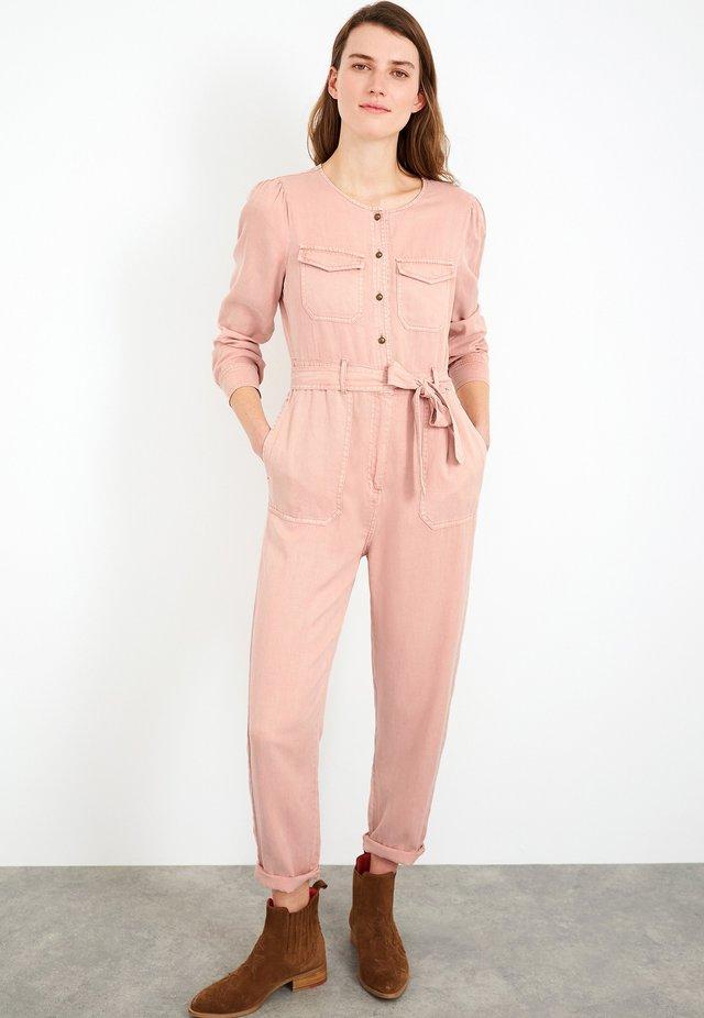 Combinaison - pink