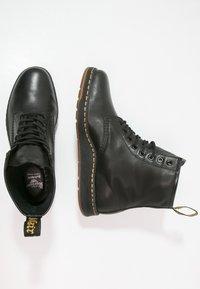 Dr. Martens - 1460 NEWTON - Lace-up ankle boots - black - 1