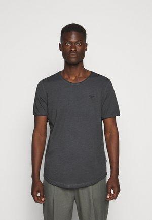 CLARK - Basic T-shirt - grey