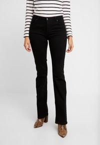 Fiveunits - Bootcut jeans - black auto - 0