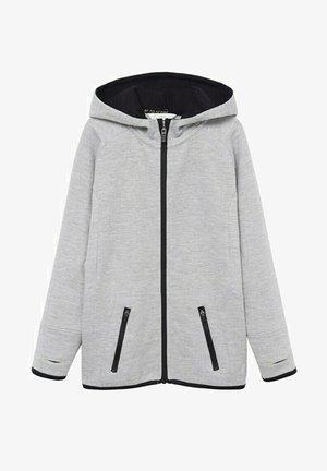 Light jacket - mellem lynggrå