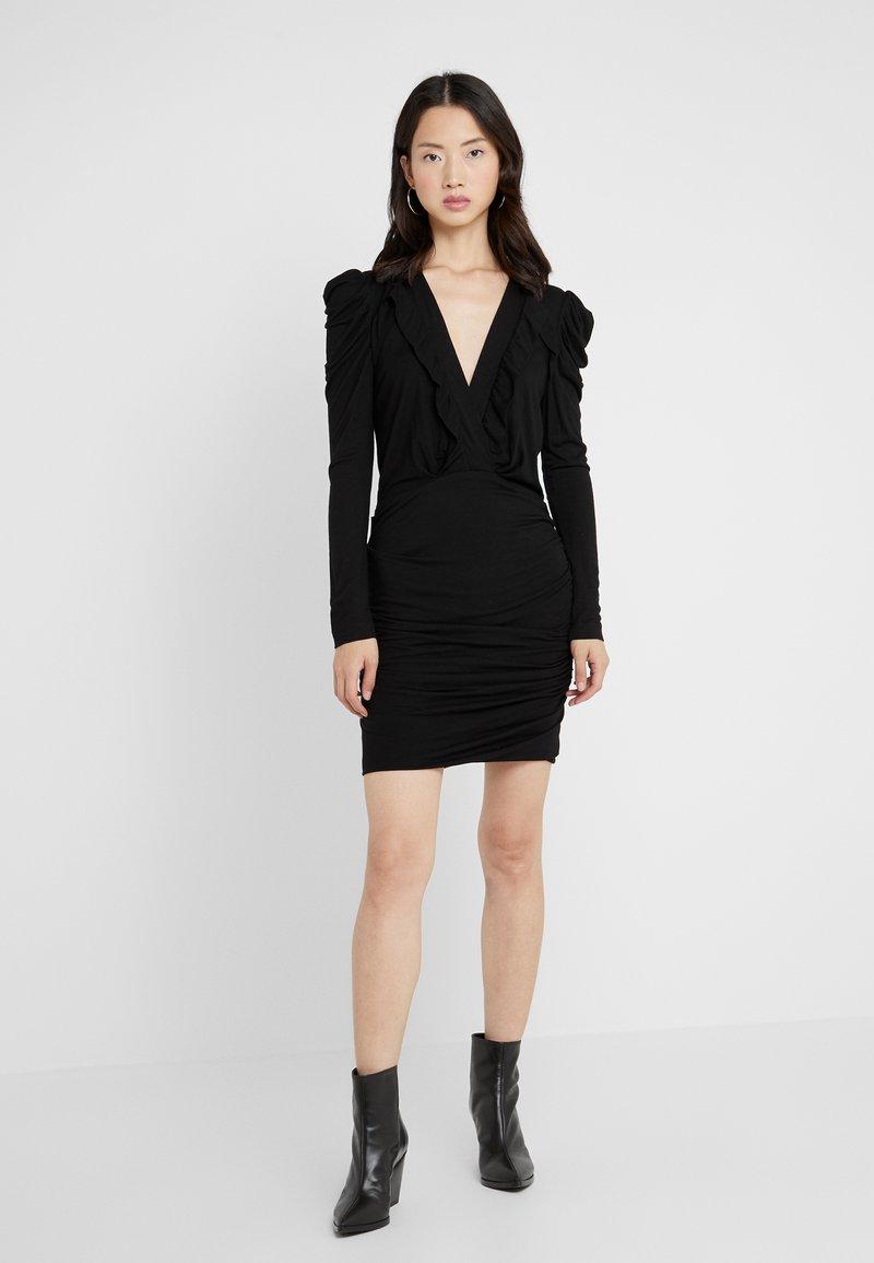 Iro - EBBA - Shift dress - black
