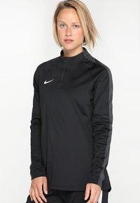 Nike Performance - DRY - Treningsskjorter - black/anthracite/white - 0
