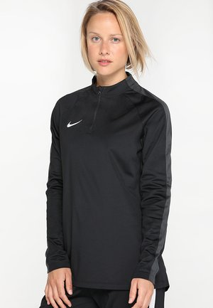 DRY - Sports shirt - black/anthracite/white