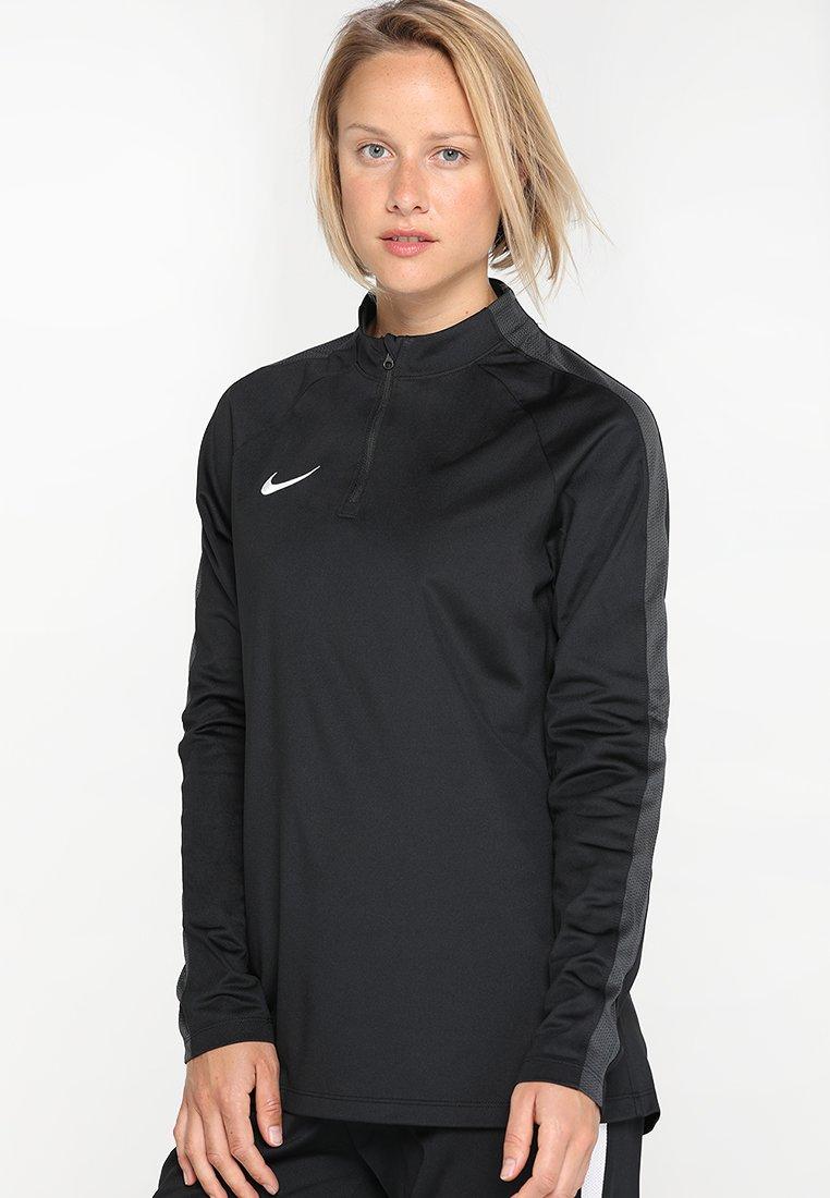 Nike Performance - DRY - Treningsskjorter - black/anthracite/white