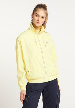 Windbreaker - light yellow