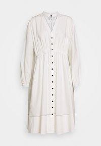 Proenza Schouler White Label - SHIRTING DRESS - Abito a camicia - off white - 0