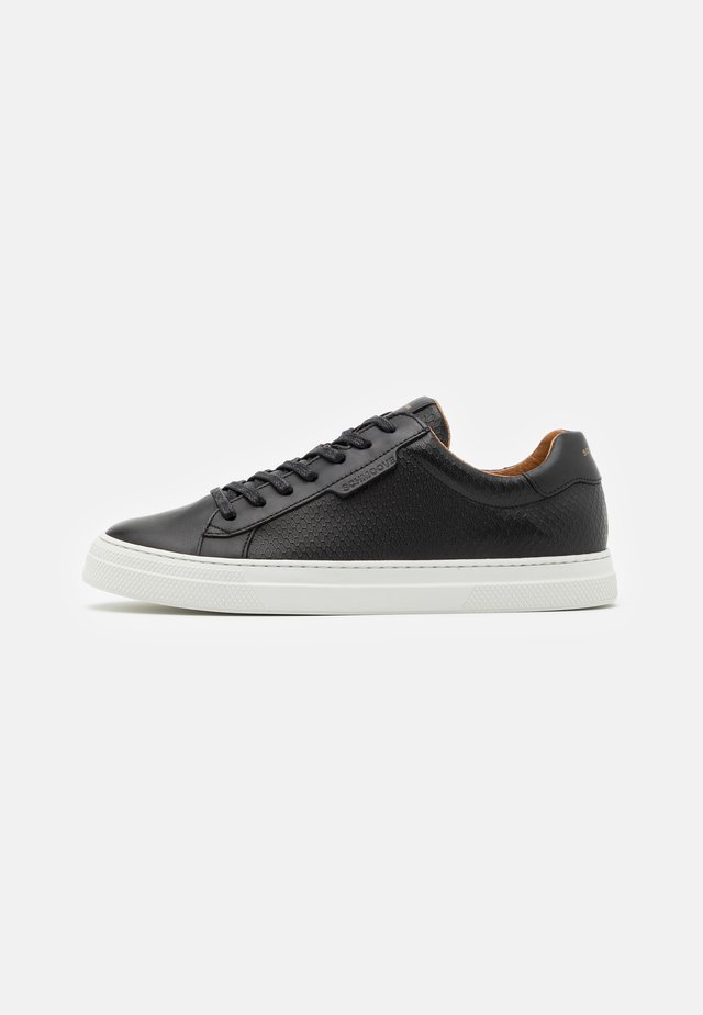 SPARK CLAY - Sneakers basse - black