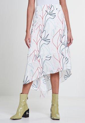 Maxi skirt - print organic