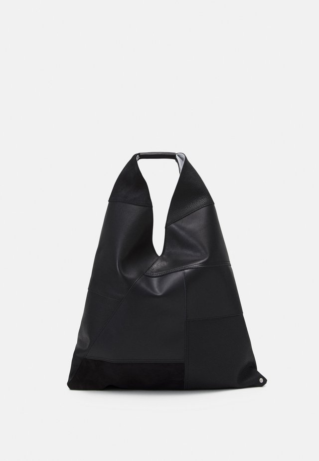 BORSA MANO - Shopper - black mix