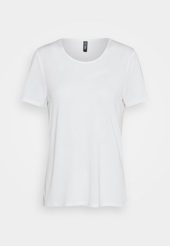 PCKAMALA - Basic T-shirt - bright white