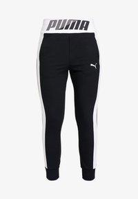 MODERN SPORT TRACK PANTS - Tracksuit bottoms - black