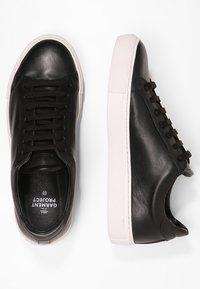 GARMENT PROJECT - TYPE - Sneakers - black - 3