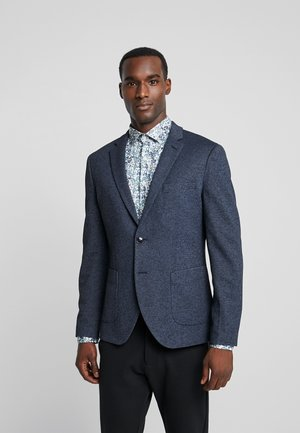 SLHSLIM BURY  - Blazer jacket - dark blue