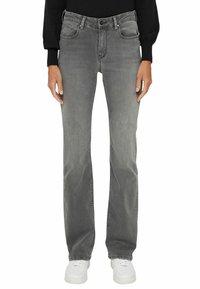 Esprit Collection - Bootcut jeans - grey medium wash - 8