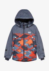 LEGO Wear - LWJOSHUA - Snowboard jacket - dark grey - 4