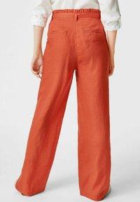 C&A - Pantalones - dark orange - 2