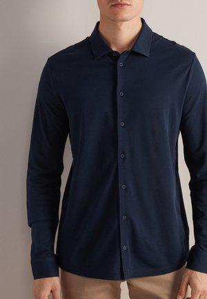 Formal shirt - blu navy