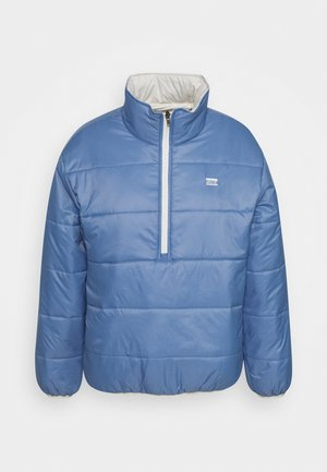 THEA REVERSIBLE  - Winterjacke - white/blue