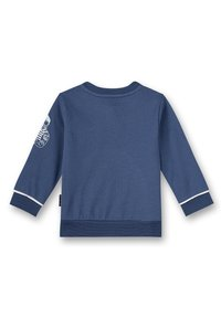 Sanetta Kidswear - Zip-up sweatshirt - blau - 1
