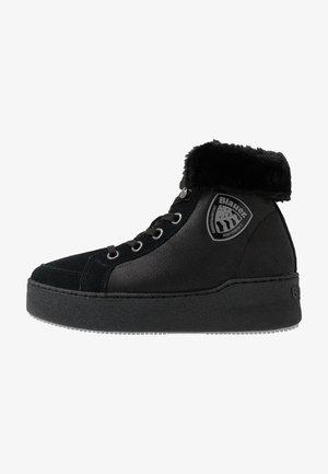 MADELINE - Boots à talons - black