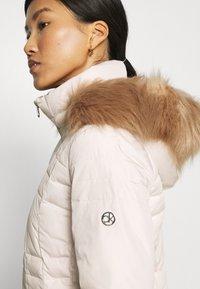 Calvin Klein - ESSENTIAL  - Winter jacket - white smoke - 5
