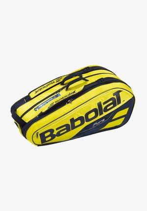 Racket bag - yellow