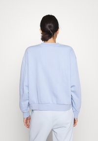 Weekday - HUGE CROPPED - Mikina - light lilac blue - 2