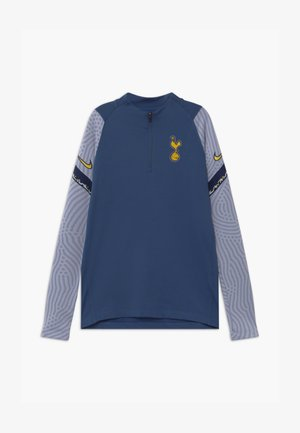 TOTTENHAM HOTSPURS DRY DRIL UNISEX - Club wear - mystic navy/binary blue/tour yellow