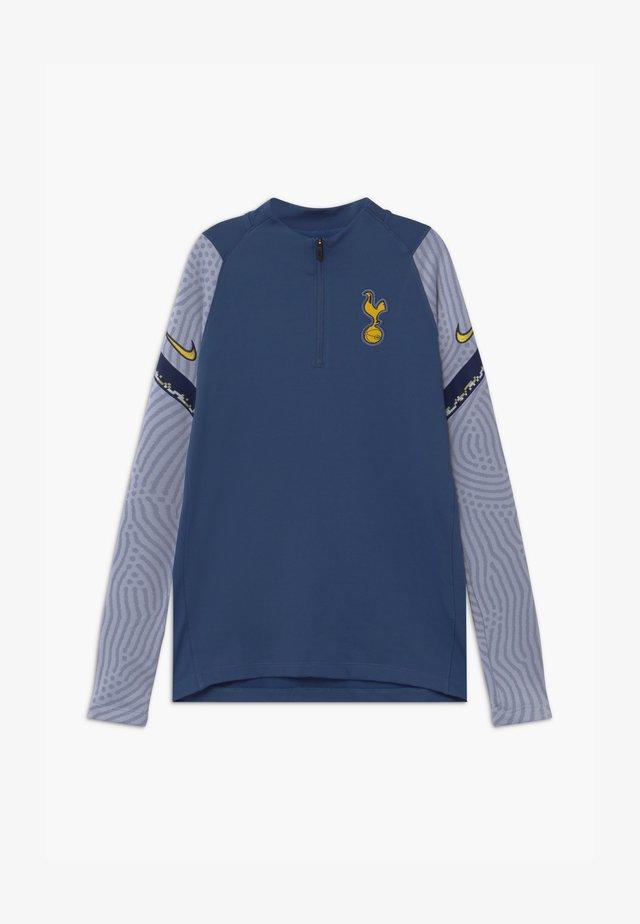 TOTTENHAM HOTSPURS DRY DRIL UNISEX - Vereinsmannschaften - mystic navy/binary blue/tour yellow