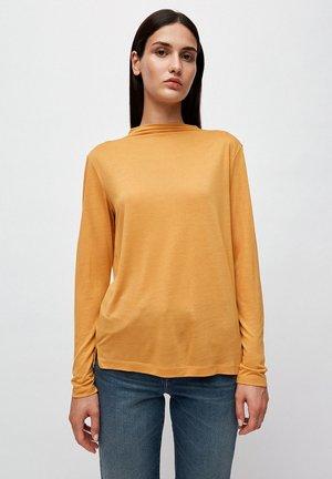 TERESAA - Long sleeved top - caramel butter