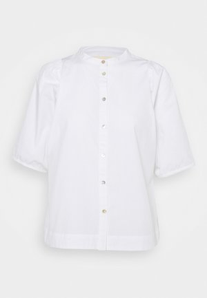 VIVIAN - Button-down blouse - white
