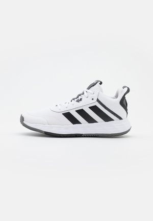 OWN THE GAME 2.0 CONTEMPORARY LIGHTMOTION - Basketbalschoenen - footwear white/core black/grey four