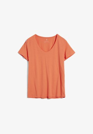 HAADIA - Basic T-shirt - sunrise