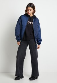 Pepe Jeans - DUA LIPA X PEPE JEANS - Bomber Jacket - midnight - 1