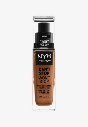 CAN'T STOP WON'T STOP FOUNDATION - Foundation - 15.8 honey