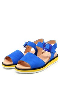 CLARYS - Sandals - azul - 1
