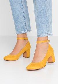 Anna Field - Classic heels - yellow - 0