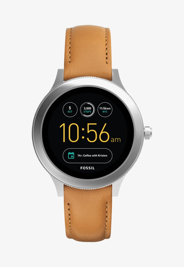 Q VENTURE - Smartwatch - matt-braun