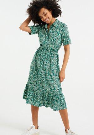 MET VOLANT - Shirt dress - multi-coloured