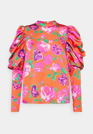 MILLACRAS BLOUSE - Long sleeved top - pink